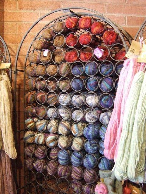 Yarn Storage 1 ...